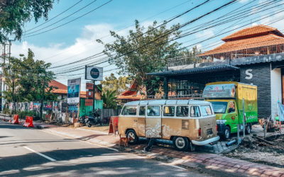 Bali: Canggu – Das Surfer Paradies