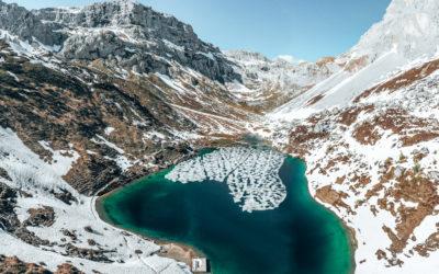 Partnunsee in Graubünden