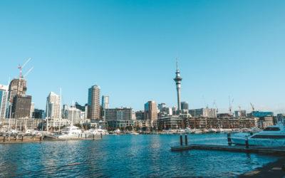 Kia Ora Neuseeland! Ankunft in Auckland