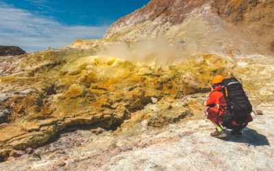 White Island – Unterwegs auf einem aktiven Vulkan