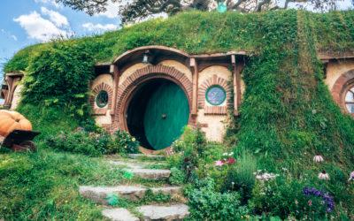 Hobbiton & Waitomo Cave