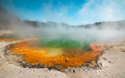 Geothermales Wunderland Rotorua (Te Puia & Wai-O-Tapu)